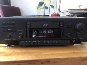Philips 900 Series Conpact Cassette Recorder DCC900
