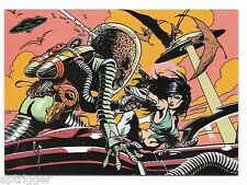1994 Topps Mars Attacks Base Card (#93) New Visions