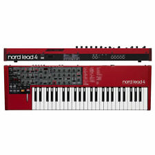 Nord Lead 4 Performance Synthesizer B-Stock Keyboard Lead-4 Four Synth