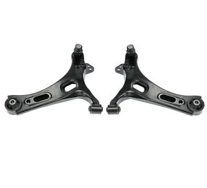 Pair Set 2 Front Lower Control Arms & Ball Joint Assy For Subaru Legacy Dorman