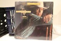 George Strait - Strait From the Heart LP Vinyl VG++