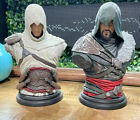 Assassins Creed - Ezio Mentor & Altair Bust - Legacy Collection PAIR! EXCELLENT! For Sale