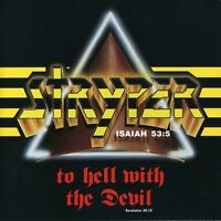 Stryper - To Hell with the Devil [New CD]
