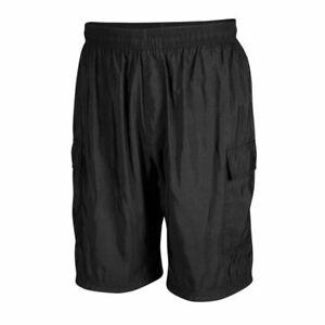 WJ Cargo Mountain MTB Men's Padded Cycling Short Black