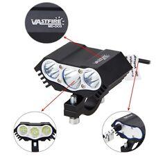 30W 3x XM-T6 4000LM LED Moto Luz Motocicleta conducción Faros De Niebla Spot Luz