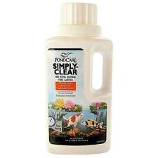 PONDCARE SIMPLY CLEAR KOI FISH POND CARE TREATMENT 32OZ