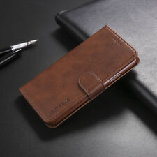 For Apple iPhone X 8 7 Plus Luxury Flip PU Leather Wallet Card Case Cover Stand