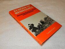 "WW II  12 British SOE & SAS Ops w/ Italian Partisans    ""ECHOS OF RESISTANCE"""