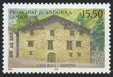 ANDORRA SGF560 1999 RULL HOUSE MNH