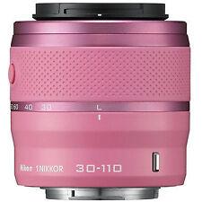 Nikon 1 NIKKOR 30-110mm f/3.8-5.6 VR Lens (Pink)