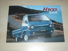 34706) Hyundai H 100 Polen Prospekt 200?