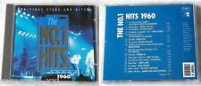 THE NO.1 HITS 1960 Brian Hyland, Jimmy Jones, Johnny Kidd,...Club Edition CD TOP
