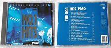 THE NO.1 HITS 1960 Brian Hyland, Jimmy Jones, Johnny Kidd,...Club Edition CD TOP