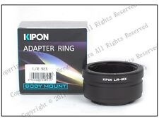 Kipon Adapter for Leica R mount lens to Sony E mount NEX-7/6/5 full frame a7/a7r