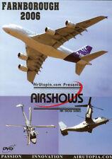 Farnborough Airshow 2006 V-22 Mig-290VT Tycoon DVD