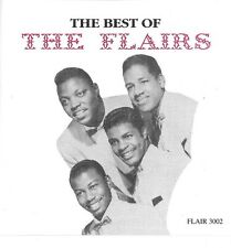 The Flairs - The Best Of     [ Ultra Rare CD ]
