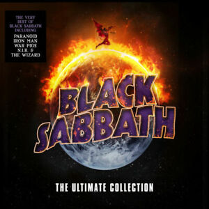 Black Sabbath - The Ultimate Collection (2-CD Set) Brand New Factory Sealed