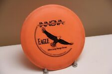 Innova Bar Stamp Eagle 169g Orange/Pink w. Black Stamp, Early