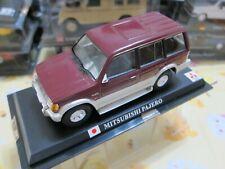 delPrado - Scale 1/43 - Mitsubishi PaJero - Mini Toy Car - A7
