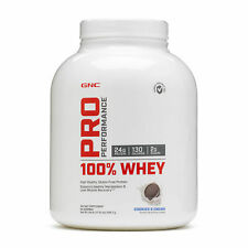 GNC Pro Performance® 100% Whey - Cookies and Cream, 64 Servings