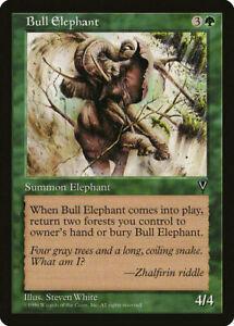 MTG NM Bull Elephant - VIS Visions