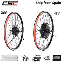 Ebike Kit Conversión bicicleta eléctrica kit 48V 1500W envío gratuito de impuestos regenerativo