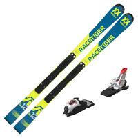2019 Volkl Junior Racetiger Speedwall SL R Skis w/ Marker Race 10 TCX Bindings  