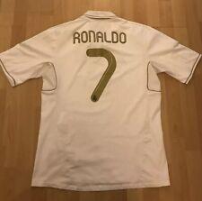 Trikot Real Madrid, Saison 2011/12, Größe L, Cristiano Ronaldo, gebraucht