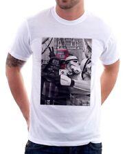 Darth Vader Star Wars Stormtrooper Selfie London Tower Bridge Camiseta 9773
