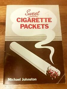 SWEET CIGARETTE PACKETS by Michael Johnson (1983)