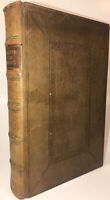 A SYSTEM OF MAGICK! RARE FIRST EDITION 1727!Leather Defoe Occult Devil Black Art