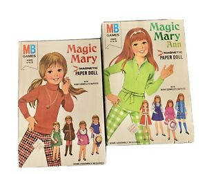 Magic Mary Lot Vintage