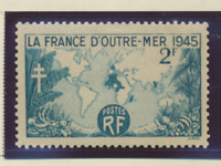 France Stamp Scott #560, Mint Hinged