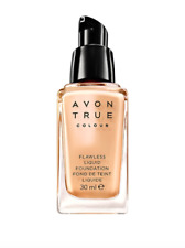 AVON IDEAL FLAWLESS INVISIBLE COVERAGE LIQUID FOUNDATION NOW CALLED TRUE COLOUR