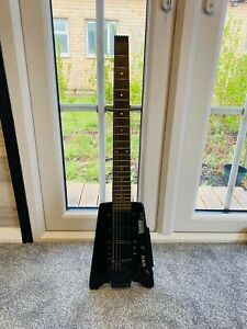 Hohner Steinberger G3T Professional Headless Guitar Electric with Carry Bag