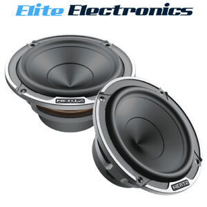 "Hertz MP70.3 Mille Pro 100W 3"" Inch Midrange Car Audio Speakers"