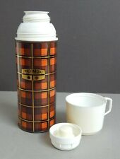 VINTAGE THERMOS FLASK VW CAMPER CAMPING