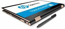 """BOXED BLACK/GOLD HP SPECTRE X360 15.6"""" 4K QUAD CORE I7-8705G VEGA GAMING LAPTOP"""