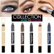 Collection Work The Colour Metallic Shimmer Eye Shadow Pencil Brand New