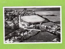 Air Aerial View Steppingley Nr Flitwick RP pc unused  Aerofilms Ref D502
