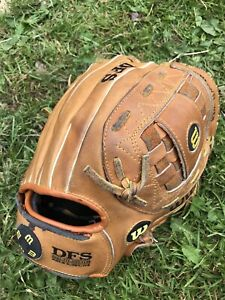 "Wilson Baseball / Softball Glove Players series Left Hand 11.5"" A2364 Dfds S"