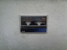 Vintage Audio Cassette TDK SA 60 From 1992 - Fantastic Condition !!