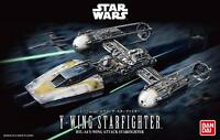 BANDAI Star Wars Y-Wing Star Fighter (Starfighter) 1/72 scale kit JAPAN OFFICIAL