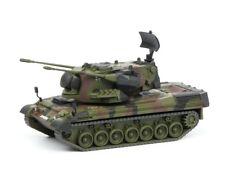 Schuco Gepard Flakpanzer BW 1:87