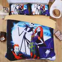 Xmas Gift Skull #1 Home Quilt Cover Pillowcase Bed Set Single Queen King Oau