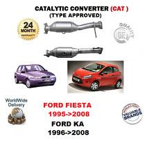 PARA FORD FIESTA IV V KA 1.3 1995->2008 NUEVO CATALIZADOR CONVERTIDOR CATALÍTICO