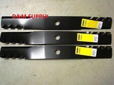 "Set of 3 Great Dane 61"" Predator mulching mower blades C39949 D18036 Gdu10232"