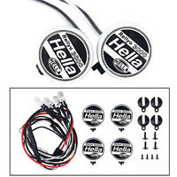 RC Car Light For Tamiya Holiday Buggy Monster Beetle Blitzer Stadium Wild Willy