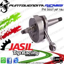 ALBERO MOTORE JASIL RACING VESPA 50 PK S CONO 19 CORSA 43 ANTICIPATO e CROMATO