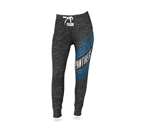 Zubaz Women's NFL Carolina Panthers Jogger Pants